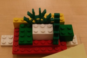 Using lego with The Ideas Centre for solution development