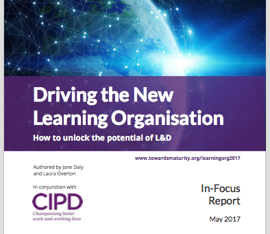 CIPD In-Focus Report - May 2017