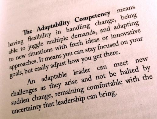 Adaptability_Daniel Goleman et al